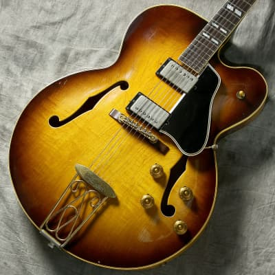 Gibson 1956-1957 ES-350T Sunburst Modified - Shipping Included* for sale