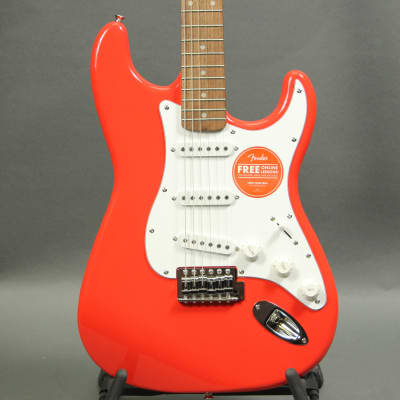 Squier Affinity Series Stratocaster (Race Red) for sale