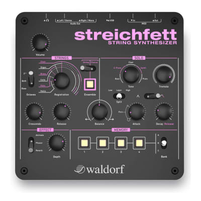 Waldorf Streichfett - Used