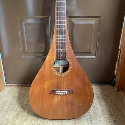 RARE - 2005 Asher Acoustic Hawaiian Teardrop Lap Steel -