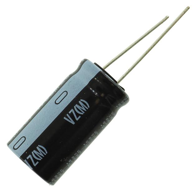 Nichicon Uvz Vz Electrolytic Capacitor 100 Uf 400v