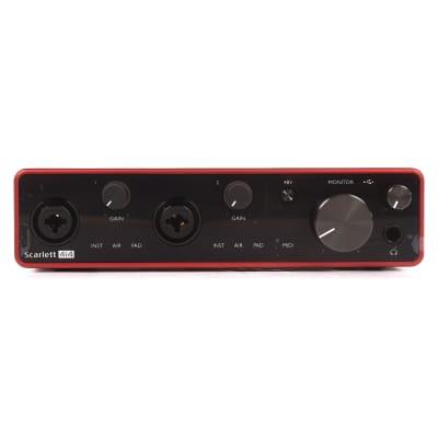 Focusrite Scarlett 4i4 3rd Gen USB Digital interface