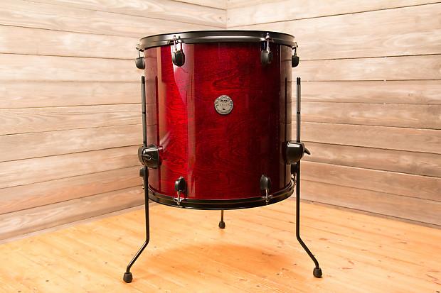mapex horizon drum kit transparent cherry red 22 16 12 8 reverb. Black Bedroom Furniture Sets. Home Design Ideas