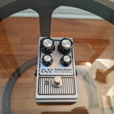 DOD Gunslinger Mosfet Distortion Good Condition