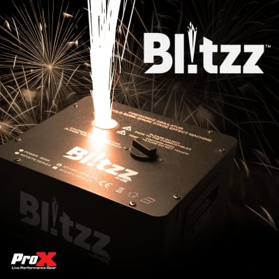 ProX Blitzz Cold Spark Effect Machine