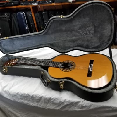 Vicente Sanchis Model 39 PTO,  Classical Guitar,  2003, with Case for sale
