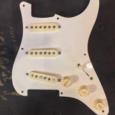 Genuine Fender Eric Johnson Stratocaster Loaded pickguard 2016