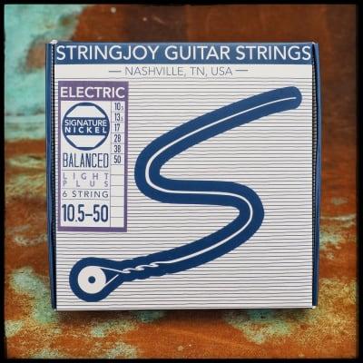 Stringjoy Balanced Light Plus 10.5-50