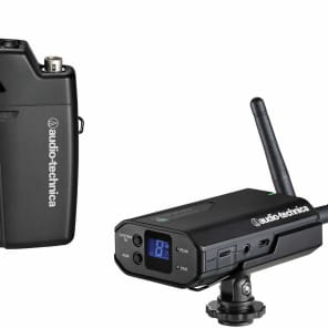 Audio-Technica ATW-1701 System 10 Camera Mount Digital Wireless System