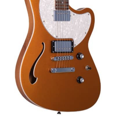 Tagima Jet Blues Standard Metallic Deep Orange for sale