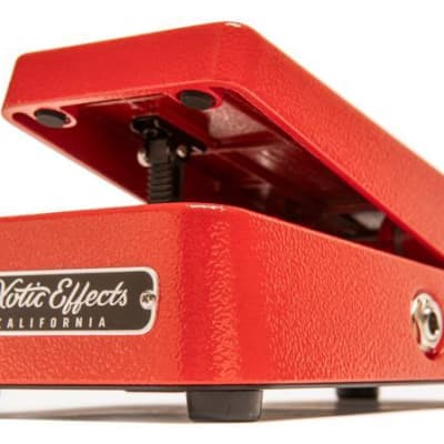 Xotic Effects Low Impedance 25k Volume pedal - red for sale