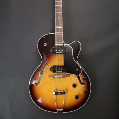 Alvarez AAT34/TSB Electric Guitar - sn  e1772994 for sale