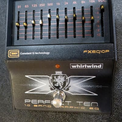 Whirlwind Perfect Ten EQ for sale