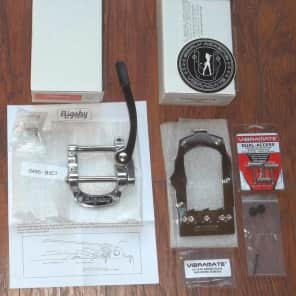 Bigsby® B5 & Vibramate® V5-TEAS-ST Mounting Kit~Cabronita Tele~USA~Brand New