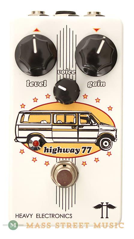 Heavy Electronics - Highway 77 Distortion image