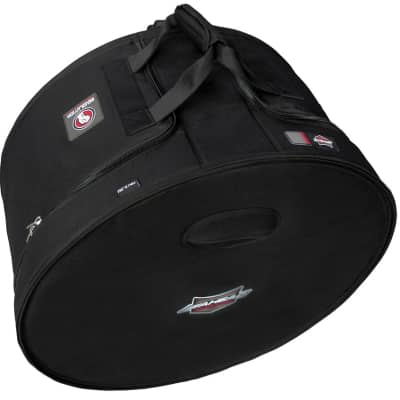 Ahead Bags - AR1228 - 12 x 28 Bass Drum Case w/Shark Gil Handles