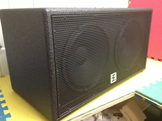 XITONE 2X12 - Stereo FRFR Cabinet with 1U Rack Slot for | Reverb