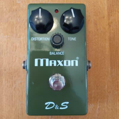 Maxon D&S Distortion & Sustainer