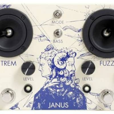 Walrus Audio Janus Tremolo/Fuzz Pedal (Used/Mint)