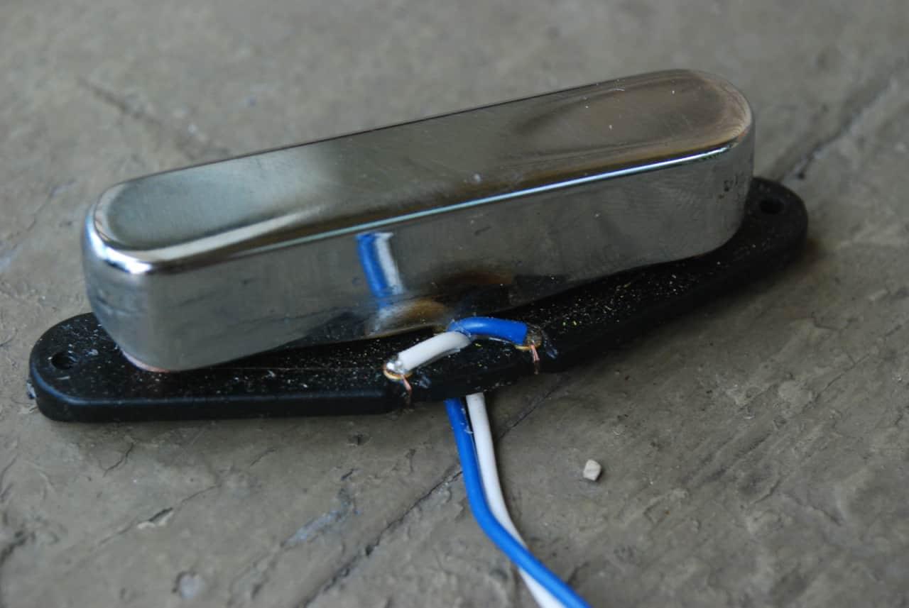 fender american standard telecaster neck pickup 048609 reverb. Black Bedroom Furniture Sets. Home Design Ideas