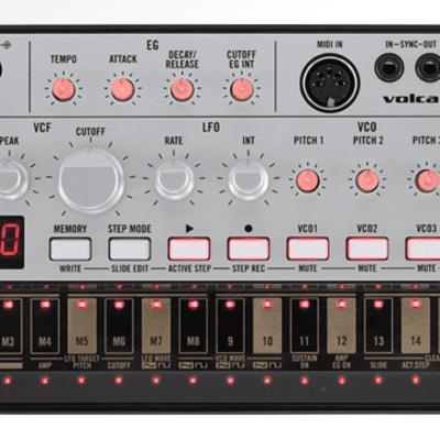 Korg VOLCA BASS True Analog Bass Machine