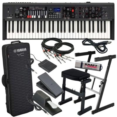 Yamaha YC61 Stage Keyboard and Organ - Stage Rig