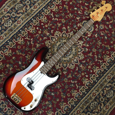 Fender Limited Edition 50th Anniversary Precision Bass 1996