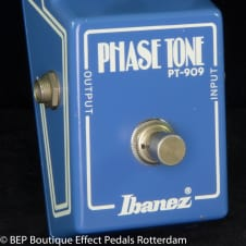 Ibanez PT-909 Phase Tone 1978 Japan,  Version 1 Narrow Box with Flying Fingers without power jack