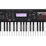Korg Kross 2 61-note Workstation Synthesizer