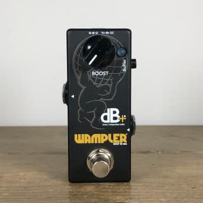 Wampler dB+ Decibel Plus Boost