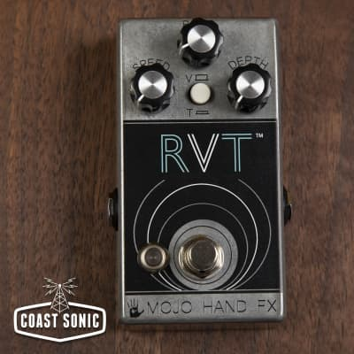 Mojo Hand FX RVT Vintage Reverb/Vibrato/Tremolo