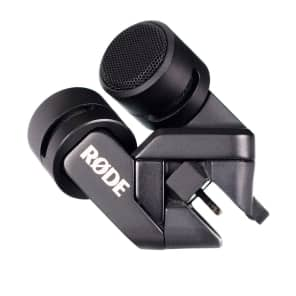 RODE iXY-L Stereo iOS Microphone w/ Lightning Connector