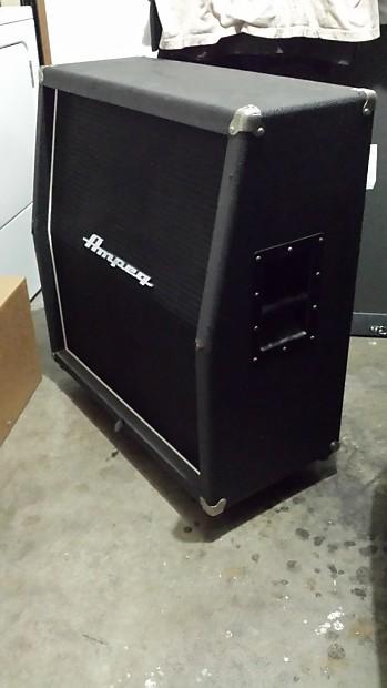 ampeg usa v 412 guitar speaker cabinet w slm speakers reverb. Black Bedroom Furniture Sets. Home Design Ideas