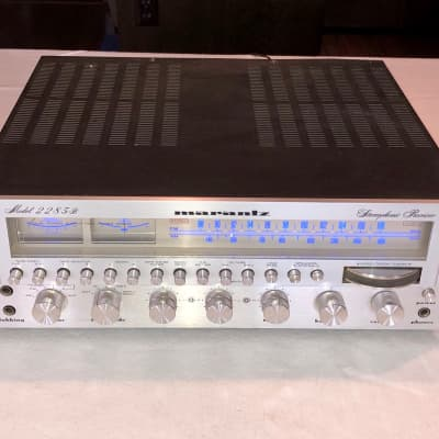 Marantz Model 2285B Stereophonic Receiver