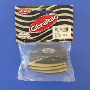 Gibraltar SC-TD Drum Tuning Dots Muffling Pads (6 Pack)