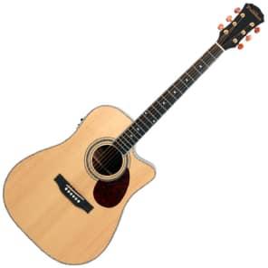 Freshman Apollo 1 DC Dreadnought Cutaway Electro-Acoustic Guitar for sale