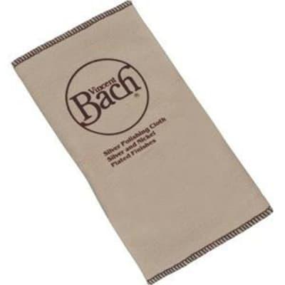 Bach 1878B Deluxe Silver Polishing Cloth