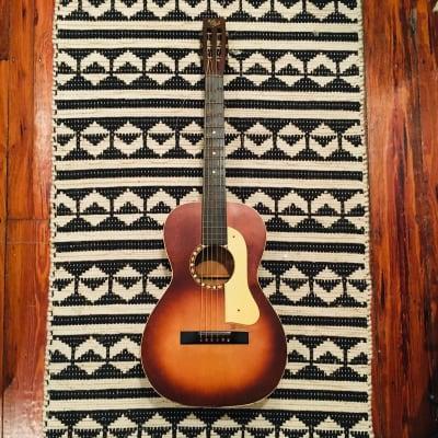 May Bell Parlor Guitar ~ Sunburst for sale