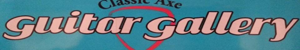 Classic Axe Guitar Gallery