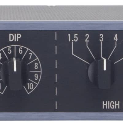 New Manley Labs Mid Frequency EQ Tube Equalizer