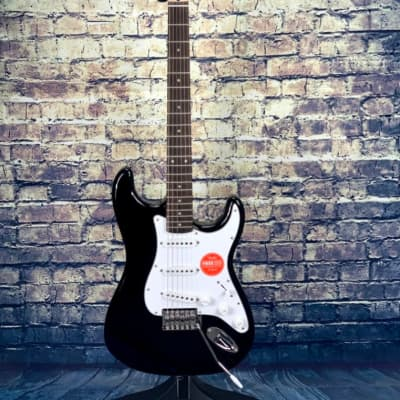 Squier Affinity Series™ Stratocaster®, Laurel Fingerboard Black for sale