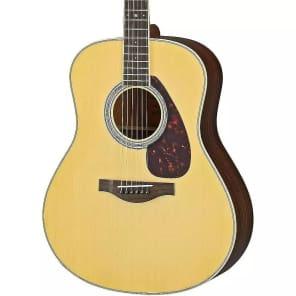 Yamaha LL6 Jumbo Acoustic/Electric Guitar