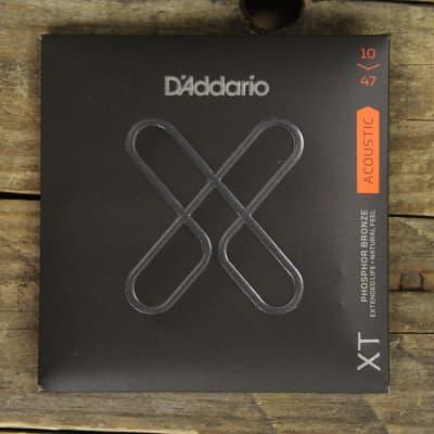 D'Addario XT Phosphor Bronze XL 10-47