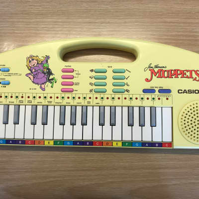 Casio EP-20 Muppet Keyboard