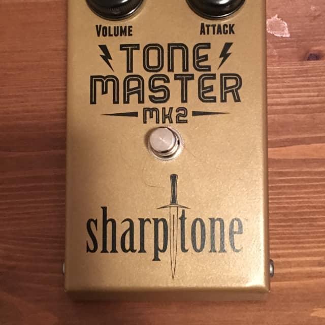 Sharptone FX Tone Master MK2 FUZZ - Tone Bender from UK image