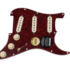 920D Custom Shop 21-10-11 Fender Tex-Mex Loaded Prewired Strat Pickguard