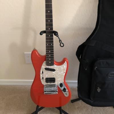 Fender Mustang '69 Kurt Cobain 2013 model guitar - no deep dings for sale