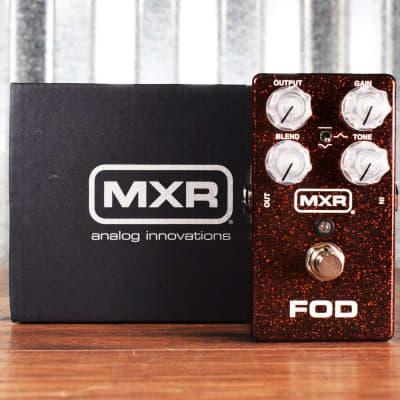 Dunlop MXR M251 FOD Drive Overdrive Guitar Effect Pedal