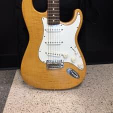 Fender Foto Flame Stratocaster Made In Japan image