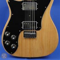Fender Telecaster Deluxe Lefty 1977 Natural image